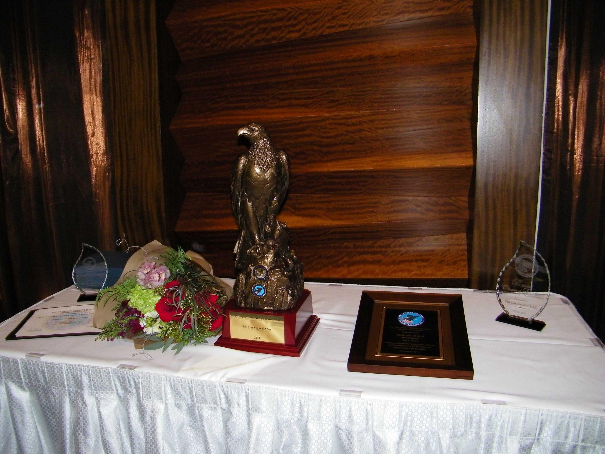 The Jerry Fogel Community Service Award